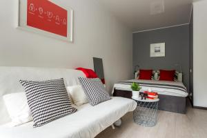 Daily Room Apartment at Belorusskaya