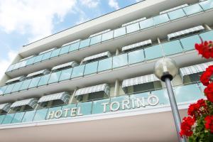 Hotel Torino, Hotely  Cesenatico - big - 71