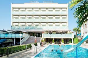 Hotel Torino, Hotely  Cesenatico - big - 5