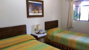 Hotel Los Mezquites, Hotels  Tequisquiapan - big - 21