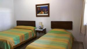 Hotel Los Mezquites, Hotels  Tequisquiapan - big - 26