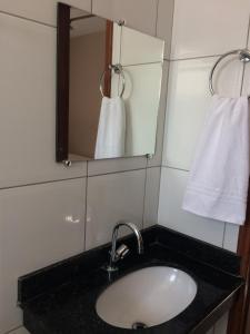 Hotel Vale Verde, Hotely  Santa Maria do Suaçuí - big - 5