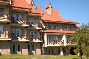 Курортный отель Перлина Карпат - фото 18