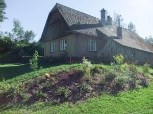 Holiday home in Cista u Horek 2164, Ferienhäuser  Čistá u Horek - big - 10