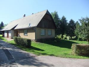 Holiday home in Cista u Horek 2164, Ferienhäuser  Čistá u Horek - big - 9