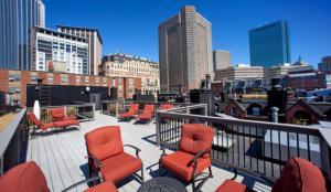 Bluebird Suites at Garrison Square, Apartments  Boston - big - 21