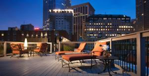 Bluebird Suites at Garrison Square, Apartments  Boston - big - 25