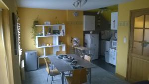 Gites en Artois, Apartments  Hersin-Coupigny - big - 13
