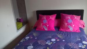 Gites en Artois, Apartments  Hersin-Coupigny - big - 11