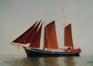 A307 Spacious Former Sailingship