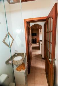 Entre a Lagoa e o Mar, Appartamenti  Florianópolis - big - 14