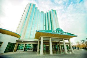 Ташкент - City Palace Hotel Tashkent