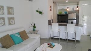 Apartamento de una Habitación En Morros Epic, Appartamenti  Cartagena de Indias - big - 9