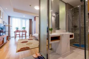 Moon Bay Service Apartment, Hotely  Suzhou - big - 11