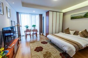 Moon Bay Service Apartment, Hotel  Suzhou - big - 12