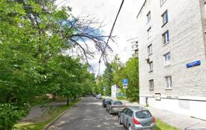 Apartment on Novolesnaya 11
