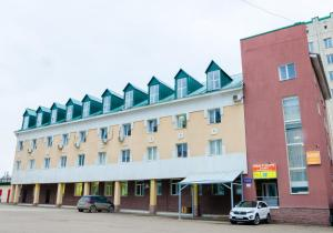 Уфа - InCentre Hotel