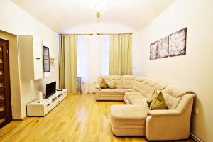 Vinohrady apartment by Ruterra
