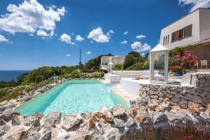 Villa Fanò, Ville  Castro di Lecce - big - 13
