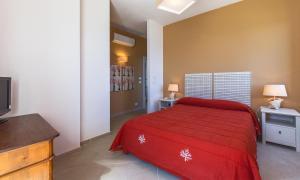 Villa Fanò, Ville  Castro di Lecce - big - 32