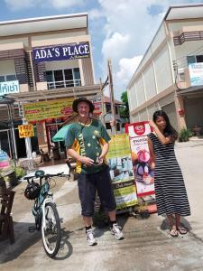 Ada's Place, Гостевые дома  Ubon Ratchathani - big - 19