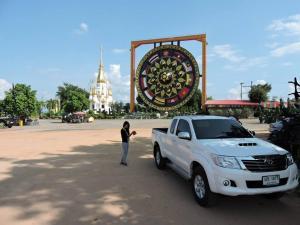 Ada's Place, Гостевые дома  Ubon Ratchathani - big - 17