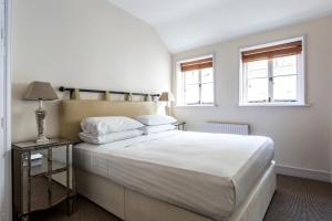 onefinestay - Marylebone private homes II, Апартаменты  Лондон - big - 130