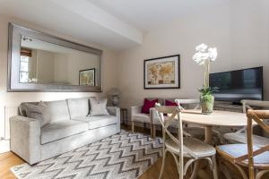 onefinestay - Marylebone private homes II, Апартаменты  Лондон - big - 99