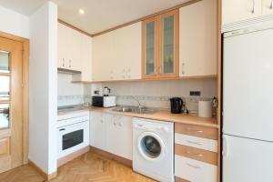 Apartamentos Rio, Apartmanok  Madrid - big - 35
