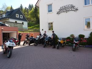 Pension Rheingold Garni, Penzióny  Bad Grund - big - 43