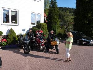 Pension Rheingold Garni, Penzióny  Bad Grund - big - 35