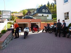 Pension Rheingold Garni, Penzióny  Bad Grund - big - 34