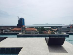 c-View 2 Apartments, Apartments  Pattaya South - big - 10