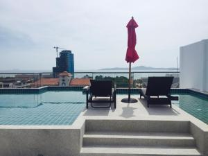 c-View 2 Apartments, Apartments  Pattaya South - big - 16