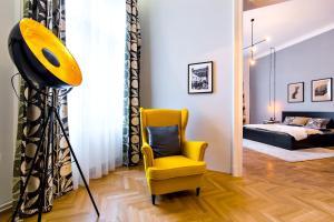 The Dohány Deluxe Apartment