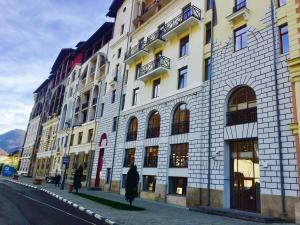 Apartments Gorki Gorod Krasnaya Polyana