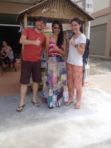 Ada's Place, Гостевые дома  Ubon Ratchathani - big - 50