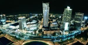 Apartament Diamond II, Appartamenti  Varsavia - big - 19