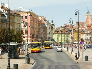 Apartament Diamond II, Appartamenti  Varsavia - big - 17