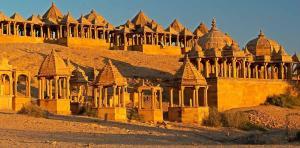 Hotel Parshvanath Palace, Отели  Джайсалмер - big - 29