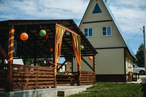 Holiday homes Peremilovy Gory