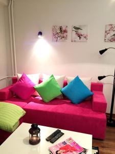 Apartament Diamond II, Appartamenti  Varsavia - big - 29