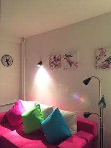 Apartament Diamond II, Appartamenti  Varsavia - big - 21