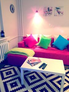 Apartament Diamond II, Appartamenti  Varsavia - big - 10