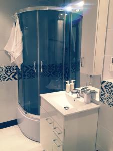 Apartament Diamond II, Appartamenti  Varsavia - big - 9