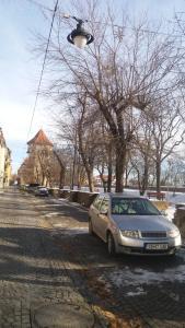 Lucky Home, Ferienwohnungen  Sibiu - big - 26