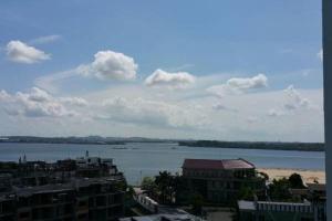 Amazing Seaview near JB City Centre, Appartamenti  Johor Bahru - big - 32