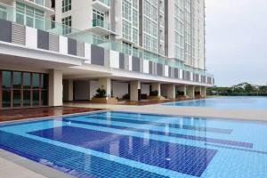 Amazing Seaview near JB City Centre, Appartamenti  Johor Bahru - big - 15