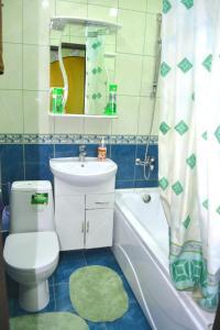 Apartment at Olomoutskaya 18, Apartmanok  Volzsszkij - big - 9