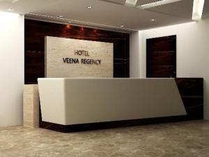Veena Regency, Hotel  Chās - big - 14